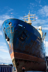 Dorado (picturewallah) Tags: boat iceland fishing reykjavik hull trawler