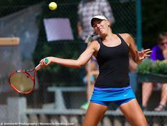 Tena Lukas (Jimmie48 Tennis Photography) Tags: sport tennis darmstadt 2015 itf tenalukas darmstadttennisinternational