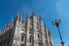 Duomo di Milano (baxbax2504) Tags: milano duomo castellosforzesco 2015