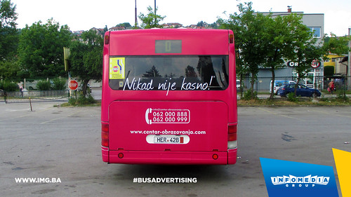 Info Media Group - Centar za obrazovanje, BUS Outdoor Advertising, 05-2015 (8)