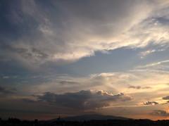 Rokko dreamscape (2) (troutfactory) Tags: sky mountain japan clouds digital landscape view  dreamy  kansai      mountrokko  rokkomountain ipod5