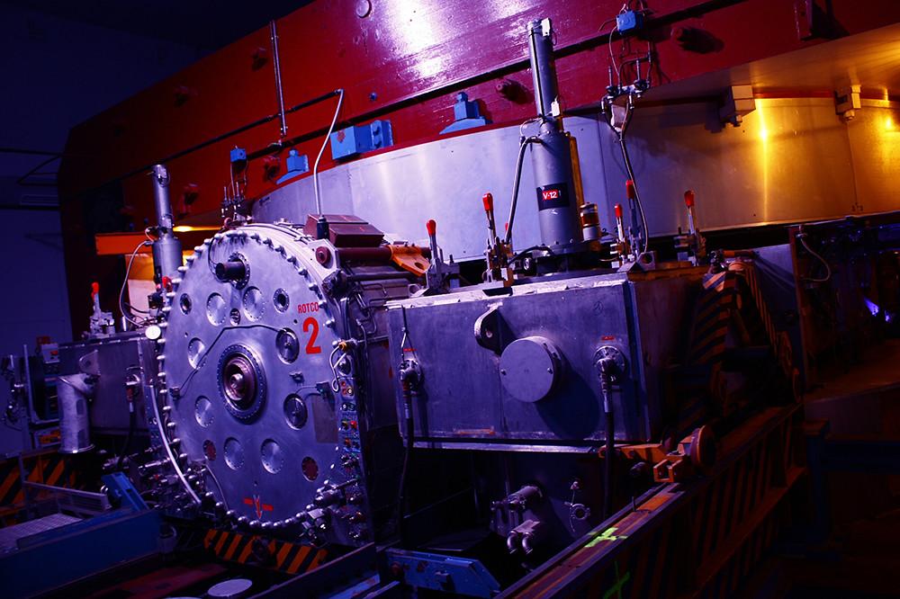 Maquinário CERN