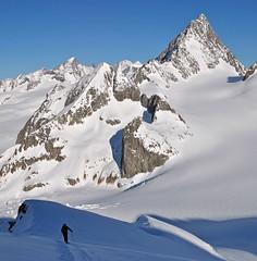 Excursion (Alpine Light & Structure) Tags: switzerland schweiz suisse alps alpen alpes snow skitour spring berneroberland berneseoberland
