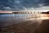 Una bellissima alba (HoustonHVAC170) Tags: sunrise italy canon ponte alba pontile