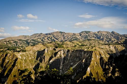 Le canyon de Chugchilán
