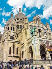 Church In Paris (MrAlnaqbi) Tags: paris france church old landscapes llandscape like mralnaqbi canon canon70d beautiful blue sky travel