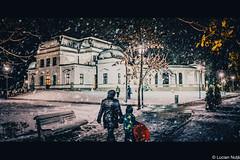 Casino (Lucian Nuță) Tags: cluj romania clujnapoca napoca winter