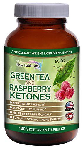 green tea pill weight loss results