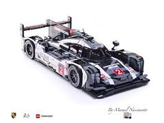 919_6 (Manuel Nascimento) Tags: lego technic porsche 919 hy car race dmg mori le mans sporty winner motorized power functions