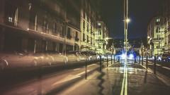 Paris by night (Photo-LB) Tags: nuit cinématique architecture street photo lumière bordure night light ombre shadows gens personnes paris by ville europe capitale soir nikon d800 afs strade strase foto licht strabe rue ruelle nacht ambiente ambiance atmosphère atmosphäre alley capital city gasse architektur reflet nikon24mm parisbynight