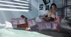 Sundays (3XIS) Tags: besties blog blogger deaddollz exis friends girls lamb photography secondlife yummy