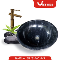 Lavabo đá tự nhiên cao cấp tphcm (viettide) Tags: lavabo chậu rửa chau rua da tu nhien natural stone sinks