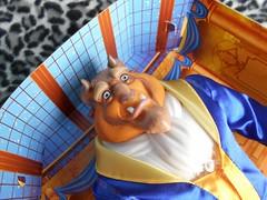 Disney Doll Collection - The Beast closeup (ItalianToys) Tags: disney doll beast beauty la bella e bestia bambola collection collezione toy toys giocattolo giocattoli