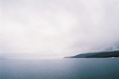 支笏湖 (masa_0202) Tags: contax aria carlzeissdistagon2825 japan hokkaido shikotsuko lake winter