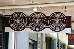AK0504 Original Starbucks Seattle (joekerstef) Tags: seattle washington pikeplace markets signs starbucks