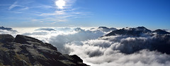 Ben Vorlich (Loch Lomond) Hike (oldmanmackie) Tags: hiking walking munro munrobagging munros scotland scottish scenery scenic loch lomond trossachs