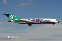 AeroSur Boeing 727 (320-ROC) Tags: aerosur compañíabolivianadetransporteaéreoprivadoaerosursa cp2515 boeing727 boeing727200 boeing727222advanced boeing 727 727200 727222advanced b722 kmia mia miamiinternationalairport miamiairport miami