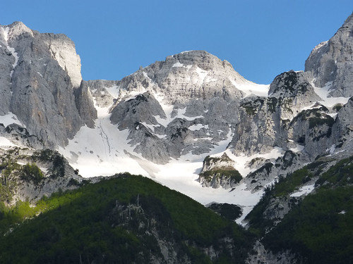 Hófedte völgyek a csúcsok alatt