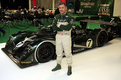 Tom Kristensen with Bentley Speed 8 LMGTP (8/52) (Stu.G) Tags: project52 project 52 project522017 25feb17 25thfebruary2017 25th february 2017 february2017 25thfebruary 25217 250217 2522017 25022017 canoneos40d canon eos 40d efs 24mm f28 stm canonefs24mmf28stm pancakelens canonpancake24mm england uk unitedkingdom united kingdom britain greatbritain d europe eosdeurope canonspeedlite430exiiflashgun speedlite 430ex ii flashgun canonspeedlite canonspeedlite430exii canonflashgun canonspeedliteflashgun tom kristensen tomkristensen tomkristensenbentley tomkristensenbentleyspeed8 lemanswinner bentleyspeed8lmgtp bentleyspeed8 bentley speed 8 lmgtp stoneleighpark stoneleighparkwarwickshire warwickshire stoneleigh park raceretro2017 race retro raceretro historicmotorsportshow historic motorsport show motorsportshow