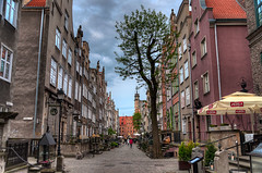 Mariacka Street (Sebastian Niedlich (Grabthar)) Tags: nikon sigma poland polen hdr highdynamicrange gdansk danzig 2015 may15 mariacka d90 3exp grabthar frauengasse sebastianniedlich nikond90 mariackastreet sigma182003563dcos