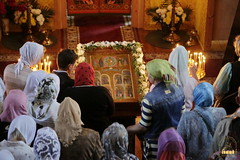 66. Patron Saint's day at All Saints Skete / Престольный праздник во Всехсвятском скиту