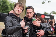 """Dokk'em Open Air 2015 - 10th Anniversary - Vrijdag-37 • <a style=""""font-size:0.8em;"""" href=""""http://www.flickr.com/photos/62101939@N08/18443155793/"""" target=""""_blank"""">View on Flickr</a>"""