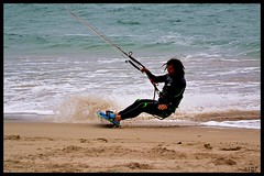 KiteSurf La Charca 06-06-2015 (LOT_) Tags: coyote beach waves wind air lot galicia kitesurf jumps barreiros switchkites nitrov3 coge3 actiboot