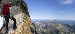(Kevin Machtelinckx) Tags: mountain digital canon landscape climb photo washington essay northwest hike stuart adventure story cascades 7d mountaineering pnw storytelling