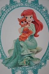 Lithographie Ariel and Trsor (MissLilieDolly) Tags: pets ariel cat la kitten chat treasure princess little palace disney mermaid dolly miss lilie petite princesse trsor sirne lithographie a missliliedolly