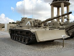 """M60 - Magach 6 2 • <a style=""""font-size:0.8em;"""" href=""""http://www.flickr.com/photos/81723459@N04/18889170339/"""" target=""""_blank"""">View on Flickr</a>"""