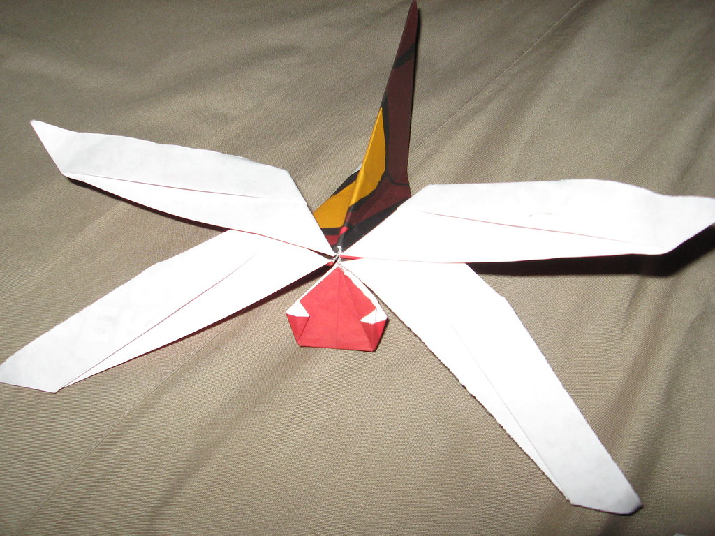 The worlds most recently posted photos of dragonfly and origami liblula jaycer17 tags art paper origami arte dragonfly papel recycle papiroflexia liblula reciclar jeuxipadfo Gallery