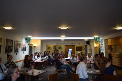 A Full House in the Cherwell Restaurant