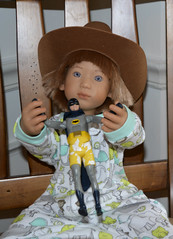 William aka Willie (~*~Cathy~*~) Tags: willie annettehimstedt anatomicallycorrectdoll vintageboydoll
