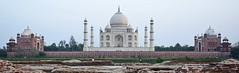 India - Uttar Pradesh - Agra - Taj Mahal - 22b (asienman) Tags: asienman indien agra mughal architecture tajmahal asienmanphotography unescoworldheritagesite mughalarchitecture muslimart