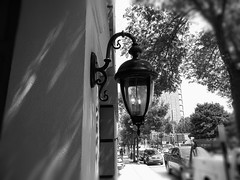 street lamp (photography by kevin) Tags: atlanta lamp ga