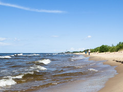 Daugavgriva coast