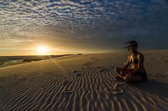 Lenois Maranhenses (mcvmjr1971) Tags: travel sunset sol brasil trekking lens 50mm sand do desert areia tokina viagem nikkor julho por f28 maranho paraso deserto nordeste travessia 2015 lenoismaranhenses 1116mm nikond7000 mmoraes