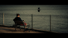 Fenerbahce Park, Istanbul (emrecift) Tags: candid street photography istanbul cinematic 2391 anamorphic sony a7 alpha canon new fd 135mm f28 legacy lens emrecift