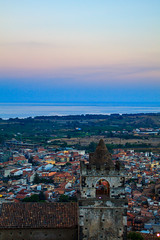Calatabiano (Nikeee_) Tags: 2014 abenddämmerung august calatabiano catania dorf himmel italien italy meer schloss sicily sizilien sommer sonnenuntergang stadt strand taormina ufer urlaub blau blue castle city evening sea shore sky summer sunset town vacation