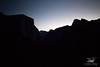 Silhouette, Gates of the Valley (Tarik Trad) Tags: yosemiteconnect tunnelview mountains elcapitan halfdome vista bridalveil gatesofthevalley dawn sunrise