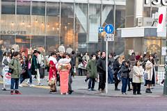 Japan Coming of Age Day 2017 Kimono (tokyofashion) Tags: kimono tokyo japan japanese fashion style shibuya harajuku furisode traditionalfashion comingofageday 2017 youngadults streetfashion streetstyle japanesefashion 成人の日