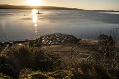 CRAZY Golf - Jan 2017 (GOR44Photographic@Gmail.com) Tags: scotland water sunrise dunoon golf hills argyll gor44 canon 5d tamron 2875mmf28 reflection