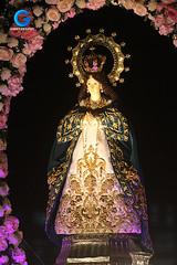 Virgen de los Remedios de Pampanga (Gibby™) Tags: marian mary procession grandmarianprocession manila intramuros philippines