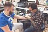 Industry Tattoo & Barbers (shaymurphy) Tags: barber barbers tattoo tattooist shop parlour mens health tattooistatwork tatoo tatooed tatoos tatu wally lira industrytattoobarbers