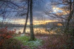 The beauty of Winter (blavandmaster) Tags: winter deutschland 6d clouds himmel duitsland countryside landschaft ciel janvier nrw sonnenuntergang wolken westfalen handheld 24105 photomatix christiankortum canon 2017 januar landscape kreisherford tyskland wasser happy colours processing hückermoor lac allemagne sunset teich germany beautiful lovely interesting hdr lake light awesome complete ostwestfalen eos6d perfect nuages eau january see sky