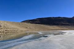 Frozen Gurudongmar lake (atulgoyalmaverick) Tags: northeastindia sikkim northsikkim frozenlake winter landscape incredibleindia gurudongmar