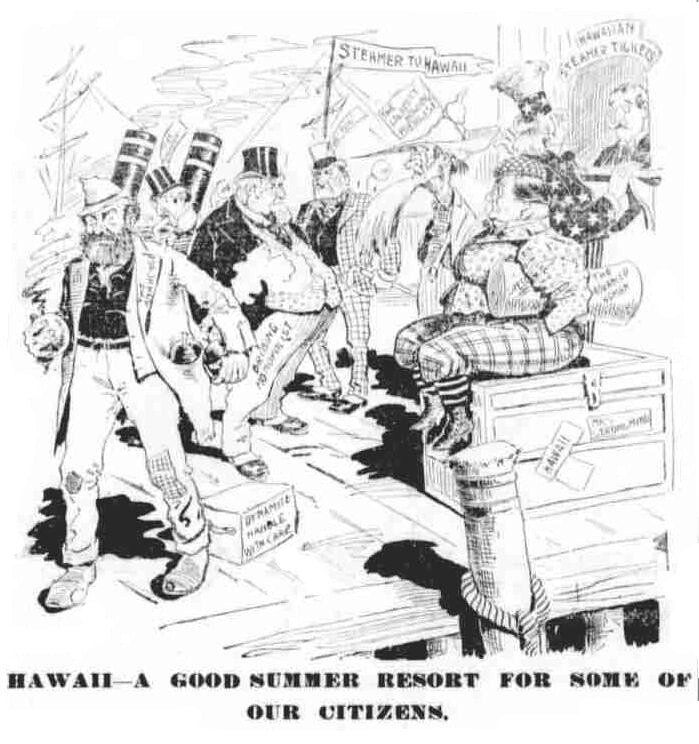 should the united states have annexed Based on the consensus it reached in the debate / discussion, the group should write a newspaper editorial on whether or not the united states should annex the philippines.