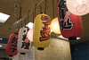 Bantam King Lanterns (dckellyphoto) Tags: bantamking washingtondc districtofcolumbia ramen 2016 ramenshop ramenrestaurant pennquarter dcchinatown chinatown lantern lanterns japanese hiragana katakana kanji hanging ceiling