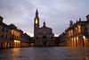 Puddles (planosdeluz) Tags: charcos sunrise puddles reflection blue hour cloudy rainy asturias universidad laboral gijon tamron canon 60d 1750mm