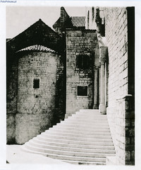 DubrovnikRoundStairsLITHnet (gieronim71) Tags: lith superlithrollei print homeprocessed analog